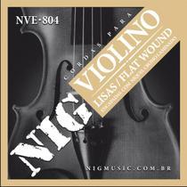 Encordoamento Violino Nig NVE804 -