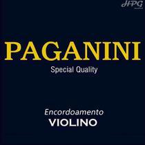 Encordoamento Violino Paganini Aço PE950 -