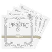 Encordoamento Violino - PIRASTRO PIRANITO - ALUMÍNIO -