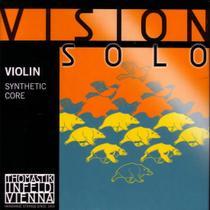 Encordoamento Violino Thomastik Vision Solo VIS100 (D Alumínio) - Thomastik-Infeld