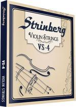 Encordoamento Violino VS4 Strinberg -
