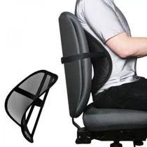 Encosto/Apoio de Cadeira para Lombar Corretor Postural Ortopédico- X-KRICA -
