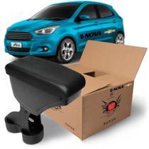 Encosto Descanso Apoio De Braco Preto Nat Ford Ka 2015 Em Diante Kit1662 -
