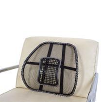 Encosto p/ Apoio Lombar Assento Sente Bem Ergonômico Supermedy -