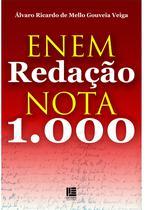 Enem Redação nota 1000 - Litteris editora -