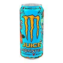Energético Monster Energy Juice Mango Loco 473ml -