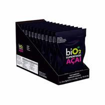 Energético Superfood Açaí Bio2 12 Sachês De 30g -