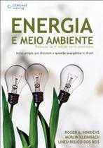 Energia E Meio Ambiente - 04 Ed - Cengage -