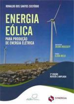 Energia eolica para produçao de energia eletrica - Synergia -