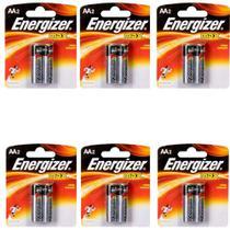 Energizer Pilha Alcalina Pequena AA C/2 (Kit C/06) -