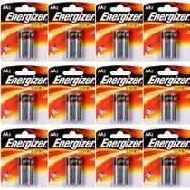 Energizer Pilha Alcalina Pequena AA C/2 (Kit C/12) -