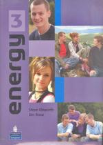 Energy 3 - Student's Book And Vocabulary Notebook - Pearson - elt