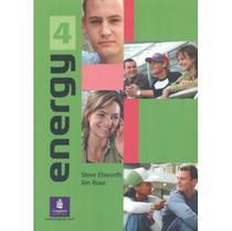 Energy 4 - Student Book - Longman -