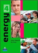 Energy 4 - Student's Book And Vocabulary Notebook - Pearson - Elt -