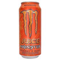 Energy 473ml khaos monster -