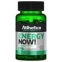 Energy Now 60 Cáps - Atlhetica Nutrition -