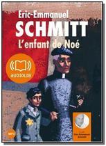 Enfant de noe - audio livre - cd mp3 - Hachette -