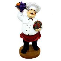 Enfeite chefe de cozinha peru decoração festa - Rota Do Click