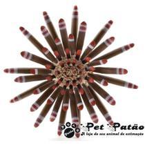 Enfeite de resina para aquario marinho ouriço gr - un - Soma