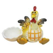 Enfeite galinha para decoração de festa e casa - Rota Do Click