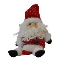 Enfeite Natal Papai Noel LAC:18x7x35 Ref:LEO11-20725A18 unid. - Natal Brasil