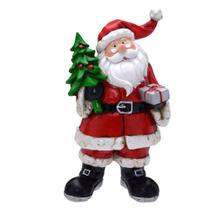 Enfeite Papai Noel Santa Claus 18cm Espressione Christmas -