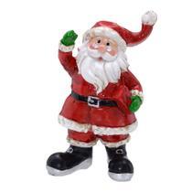 Enfeite Papai Noel Santa Claus 8cm Espressione Christmas -