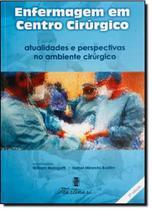 Enfermagem em centro cirurgico - Martinari