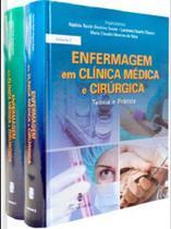 Enfermagem em Clinica Medica e Cirurgica - Teoria e Pratica - Martinari -