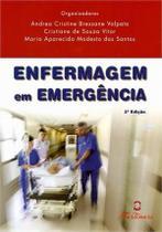 Enfermagem em Emergência - Editora martinari