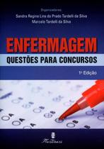 Enfermagem Questões para Concursos - Editora martinari