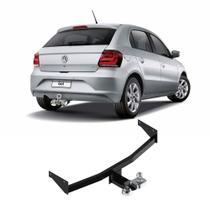 Engate Volkswagen Gol G7 2017 a 2020 DHF Reboque Rabicho Protetor Tração 400 KG -
