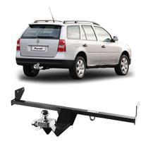 Engate Volkswagen Parati G4 2006 a 2012 DHF Reboque Rabicho Protetor Tração 400 KG -