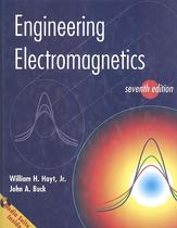 Engineering electromagnetics - 7th ed - with cd - Mhp - Mcgraw Hill Professional -