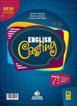 English Casting - 7º Ano - New Edition - Positivo / didáticos -