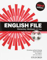 English file elementary wb with key and ichecker - 3rd ed - Oxford university -