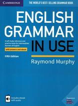 English grammar in use book with answers & interactive e-book - 5th ed. - Cambridge university -