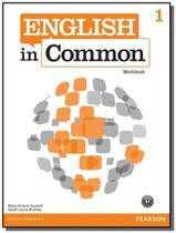 English in common 1 workbook - Pearson
