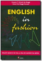 English in fashion - Disal editora