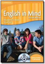 English in mind starter students book with dvd ron - Cambridge Do Brasil
