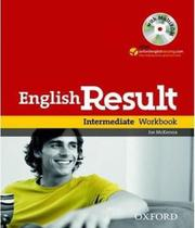 English result - intermediate - workbook with ans book and multi-rom - Oxford -