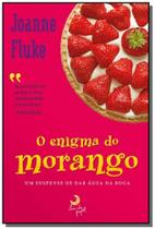 Enigma do morango, o - Leya