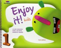 Enjoy it! kids 1 - 2nd ed - Standfor & Ftd Didatico E Paradidatico