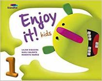 Enjoy It! Kids - Educação Infantil - Vol.1 - Ftd (Didaticos)