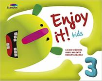 Enjoy It! Kids - Educação Infantil - Vol.3 - Ftd (Didaticos)