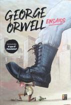 Ensaios Incluindo O Que é Fascismo? George Orwell P.Letra - Editora Pé Da Letra -