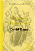 Ensaios politicos - coleçao fundamentos do direito - Icone