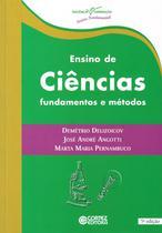 ENSINO DE CIENCIAS FUNDAMENTOS E METODOS - 5ª ED - Cortez editora -