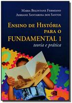 Ensino de historia para o fundamental 1: teoria e - Contexto