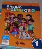 Ensino Religioso - Aluno - Vol 01 - Ef I - Positivo - didatico -